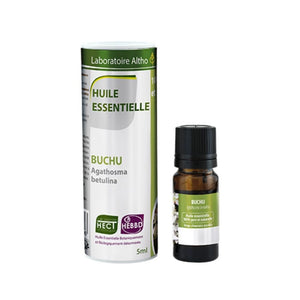 BUCHU ESSENTIAL OIL