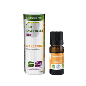 100% Organic Mandarin (Citrus reticulata) Essential Oil, 10 mL