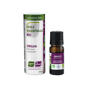ORGANIC OREGANO ESSENTIAL OIL 10ML