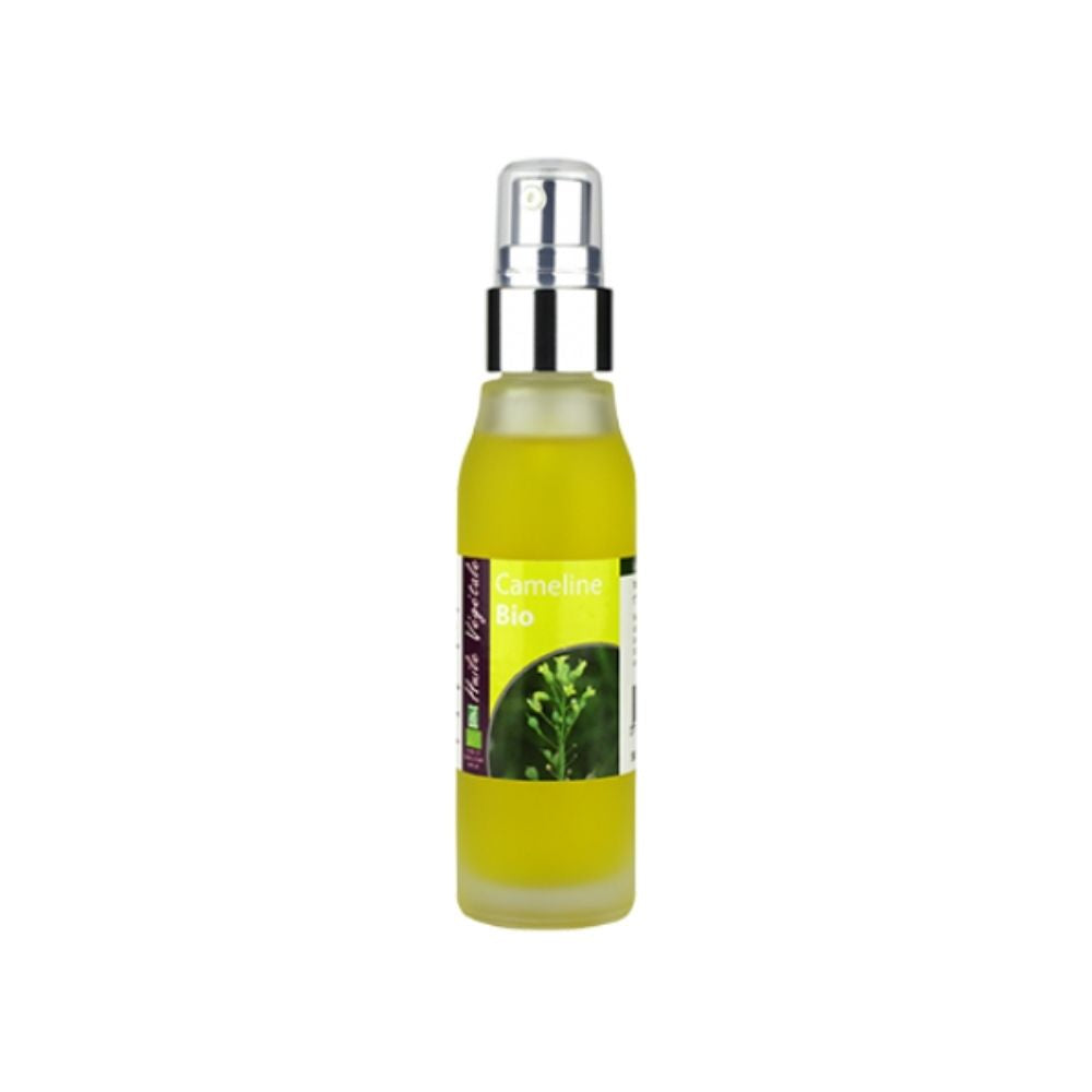 100% Organic Camelina (Camelina sativa) Oil, 50 mL
