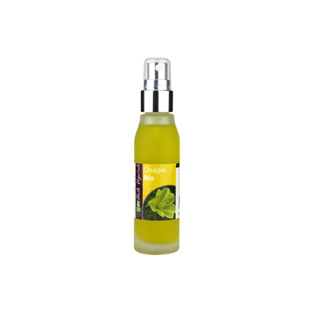100% Organic Evening Primrose (Oenothera biennis) Oil, 50 mL