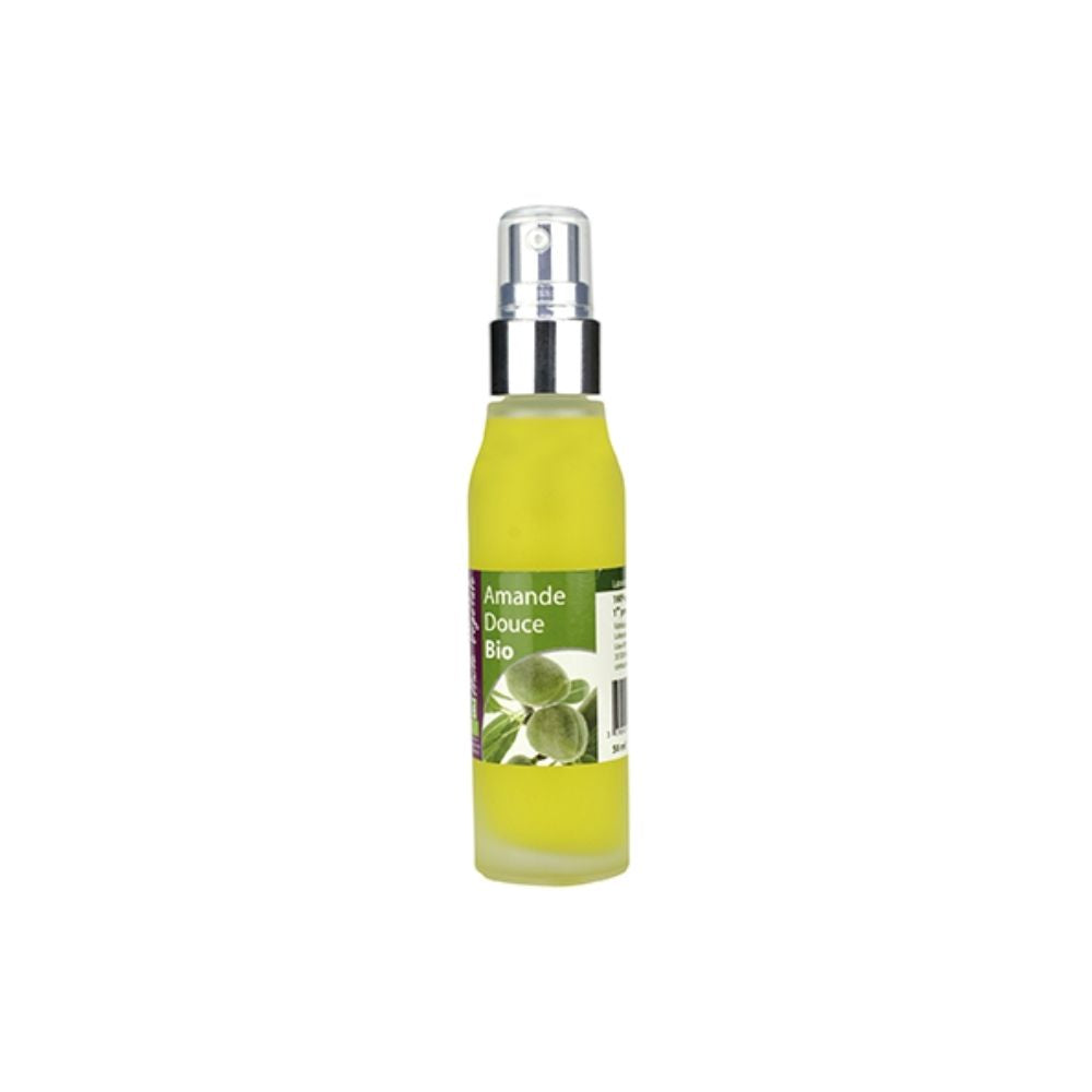 ORGANIC VIRGIN SWEET ALMOND OIL 50ML