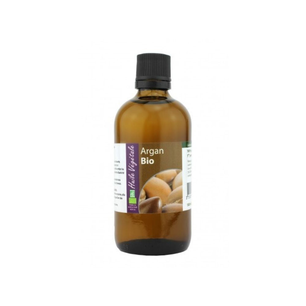 ORGANIC ARGAN VEGETABLE OIL 100ML