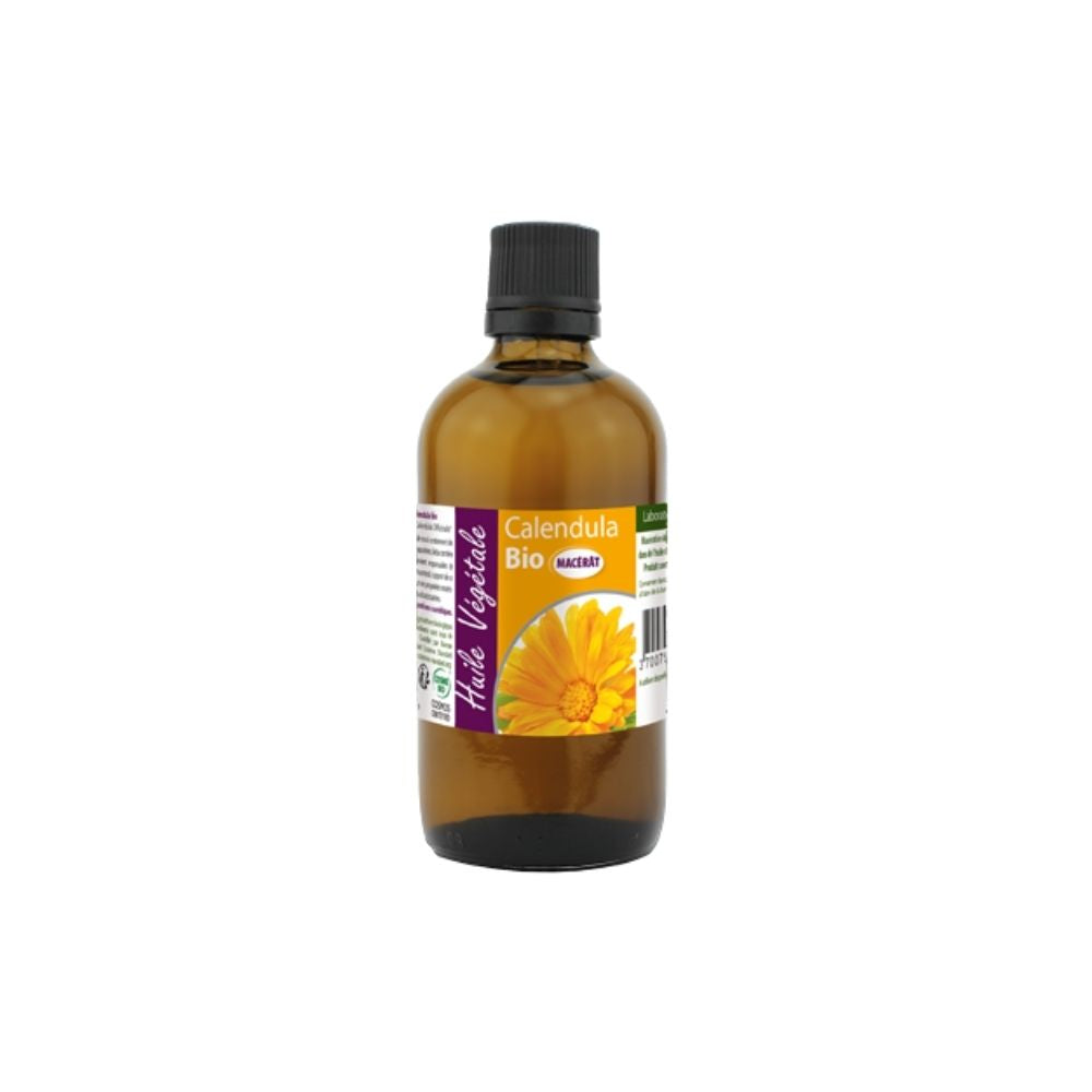 100% Organic Calendula (Calendula officinalis) Oil, 100 mL
