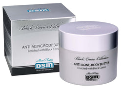 Anti-Aging Body Butter enriched with extract of Black Caviar