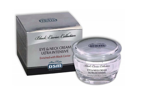 Eye & Neck Cream Ultra Intensive enriched with Black Caviar
