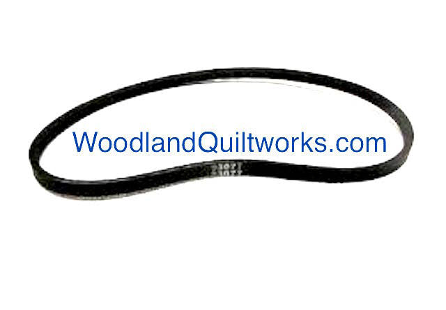 "Sewing Machine Motor V Belt 15-3/8"" Non Cleated 193077 - Woodland Quiltworks, LLC"