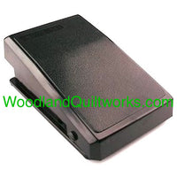 Electronic Precision Foot Pedal (Foot Control) 2 Wire - Universal for any two wire cord. - Woodland Quiltworks, LLC