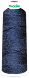 Madeira Burmilana Wool #12 Thread : Color 813-3353 Blue Melange - Woodland Quiltworks, LLC