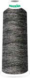 Madeira Burmilana Wool #12 Thread : Color 813-3641 Grey Black Melange - Woodland Quiltworks, LLC