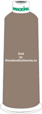 Madeira Burmilana Wool #12 Thread : Color 813-3736 Brown Gray - Woodland Quiltworks, LLC
