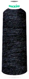 Madeira Burmilana Wool #12 Thread : Color 813-3901 Dark Black Melange - Woodland Quiltworks, LLC