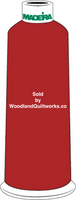 Madeira Burmilana Cotton #12 Thread : Color 816-3039 Red - Woodland Quiltworks, LLC