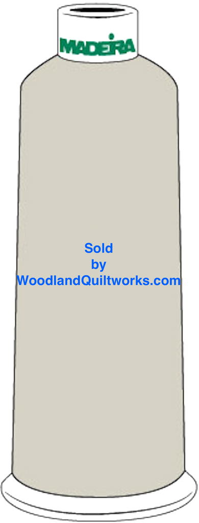 Madeira Burmilana Cotton #12 Thread : Color 816-3060 Beige - Woodland Quiltworks, LLC
