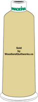Madeira Burmilana Cotton #12 Thread : Color 816-3067 Yellow - Woodland Quiltworks, LLC