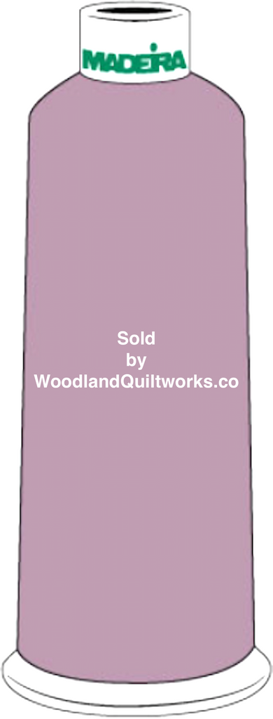 Madeira Burmilana Cotton #12 Thread : Color 816-3080 Purple - Woodland Quiltworks, LLC