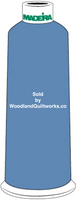 Madeira Burmilana Cotton #12 Thread : Color 816-3096 Blue - Woodland Quiltworks, LLC