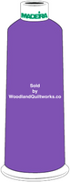 Madeira Burmilana Cotton #12 Thread : Color 816-3112 Purple - Woodland Quiltworks, LLC