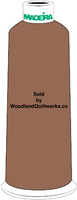 Madeira Burmilana Cotton #12 Thread : Color 816-3145 Brown - Woodland Quiltworks, LLC