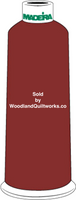 Madeira Burmilana Cotton #12 Thread : Color 816-3147 Red - Woodland Quiltworks, LLC