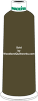 Madeira Burmilana Cotton #12 Thread : Color 816-3157 Green - Woodland Quiltworks, LLC