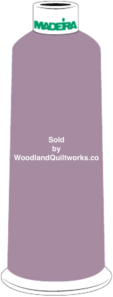 Madeira Burmilana Cotton #12 Thread : Color 816-3187 Purple - Woodland Quiltworks, LLC