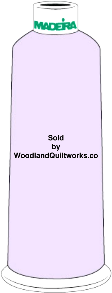 Madeira Burmilana Cotton #12 Thread : Color 816-3232 Light Purple - Woodland Quiltworks, LLC