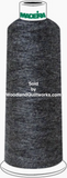 Madeira Burmilana Cotton #12 Thread : Color 816-3254 Black Melange - Woodland Quiltworks, LLC
