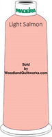 Madeira Classic Rayon #12 : Color 920-1018 Beige/Pink, Light Salmon - Woodland Quiltworks, LLC