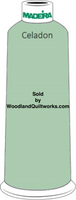 Madeira Classic Rayon #12 : Color 920-1047 Green, Celadon - Woodland Quiltworks, LLC