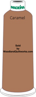 Madeira Classic Rayon #12 : Color 920-1057 Brown, Caramel - Woodland Quiltworks, LLC