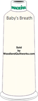 Madeira Classic Rayon #12 : Color 920-1071 Beige, Baby's Breath - Woodland Quiltworks, LLC