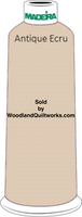 Madeira Classic Rayon #12 : Color 920-1082 Beige, Antique Ecru - Woodland Quiltworks, LLC
