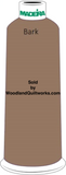 Madeira Classic Rayon #12 : Color 920-1144 Brown, Bark - Woodland Quiltworks, LLC