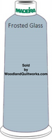 Madeira Classic Rayon #12 : Color 920-1153 Blue/Gray, Frosted Glass - Woodland Quiltworks, LLC