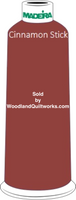 Madeira Classic Rayon #12 : Color 920-1174 Red/Brown, Cinnamon Stick - Woodland Quiltworks, LLC