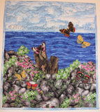 Quilt Wall Hanging - By The Sea - Woodland Quiltworks, LLC