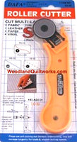 DAFA 28mm Rotary Cutter for Cutting Multiple Layers - Type S - Woodland Quiltworks, LLC