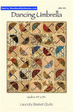 Dancing Umbrella by Edyta Sitar - Woodland Quiltworks, LLC