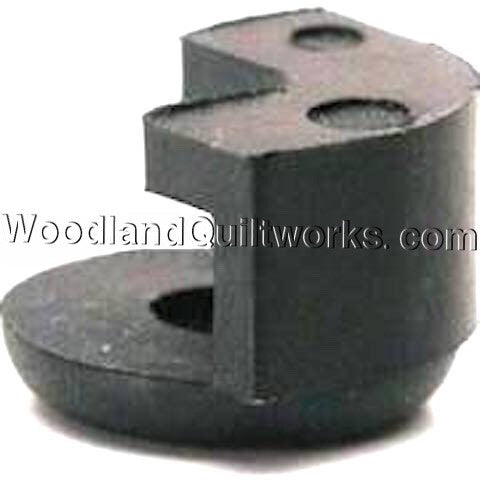 Foot Pedal Cushions (4) for Singer 221, 500, 503 and More - Woodland Quiltworks, LLC