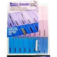 Needle Organizer (Magnetic) by Grabbit - Woodland Quiltworks, LLC