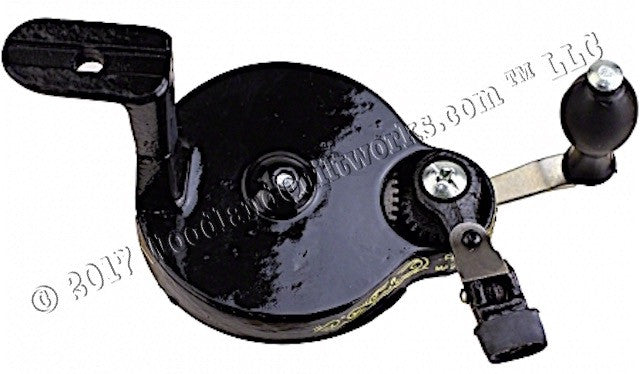 Hand Crank for Sewing Machines - Woodland Quiltworks, LLC
