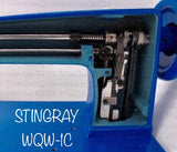 STINGRAY WQW-1C Chainstitch and Moss Stitch Machine by Woodland Quiltworks - Woodland Quiltworks, LLC