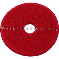 Red Spool Felt for Sewing Machines