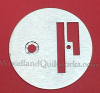 Needle Plate Singer 27 28 127 128 - Woodland Quiltworks, LLC