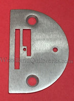 Needle Plate Straight Stitch Singer 66 99 185 192 - Woodland Quiltworks, LLC