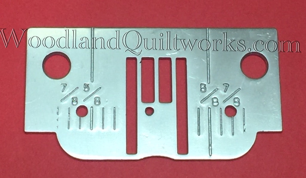 Kenmore Needle Plate (Graduated) 158.17910 158.17850 158.17851 - Woodland Quiltworks, LLC