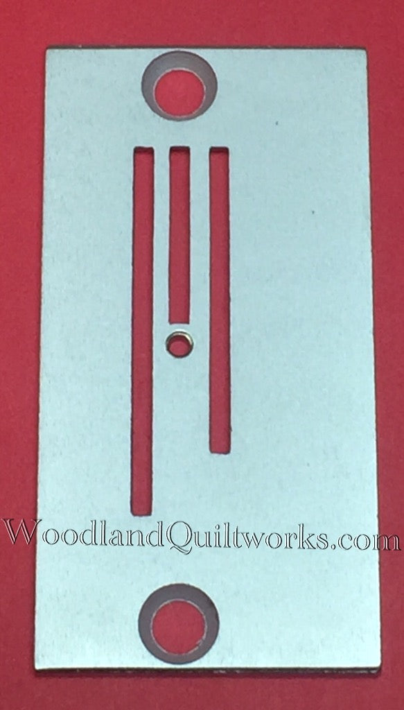 Singer 20U31 Straight Stitch Needle Plate - Woodland Quiltworks, LLC