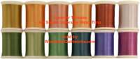 Superior Threads® Art Studio Colors by Ricky Tims - High Desert Set 12 Spools from the #100 Series - Woodland Quiltworks, LLC