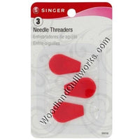 Needle Threaders Plastic Grip - Woodland Quiltworks, LLC